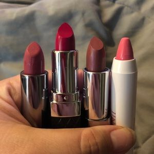 Other - Big Lipstick Bundle - Many Colors & Textures!